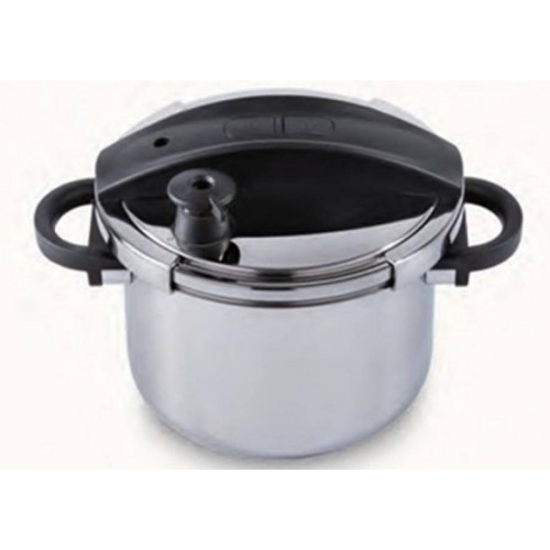 OLLA EXPRESS ONE TOUCH ACERO INOXIDABLE. 6L.