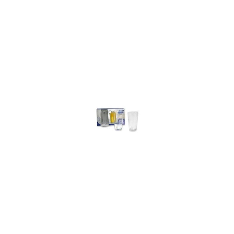 JGO 4 VASOS K4V MEDINA 33 RV MOD V061440 (4) - Envío Gratuito