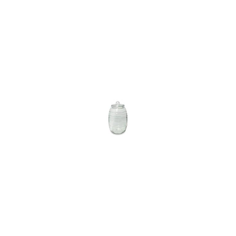 BARRIL C/T VIDRIO 5lt/1.32 gl (1797651) *C* - Envío Gratuito