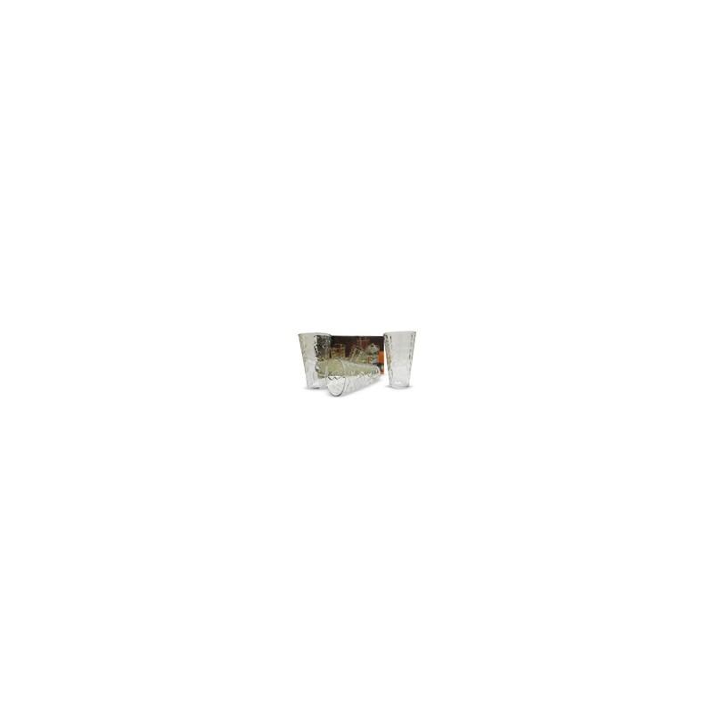 JUEGO DE 6 VASOS DIAMANTE (1704034) MOD A679 (4) - Envío Gratuito