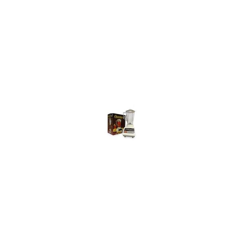 LICUADORA OSTER 10 VEL.COLOR ALMENDRA MOD. 4107/869-16G - Envío Gratuito