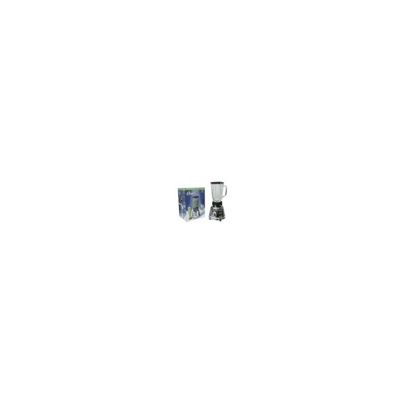LICUADORA CL?SICA GRANDE CROMADA 2V, VIDRIO (4) MOD. M465-15 - Envío Gratuito