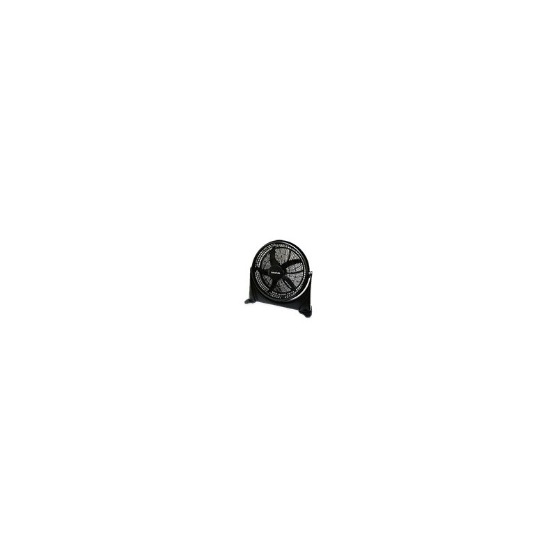 VENTILADOR PISO 55 CMS (M94401600) MOD AIR BLACK - Envío Gratuito