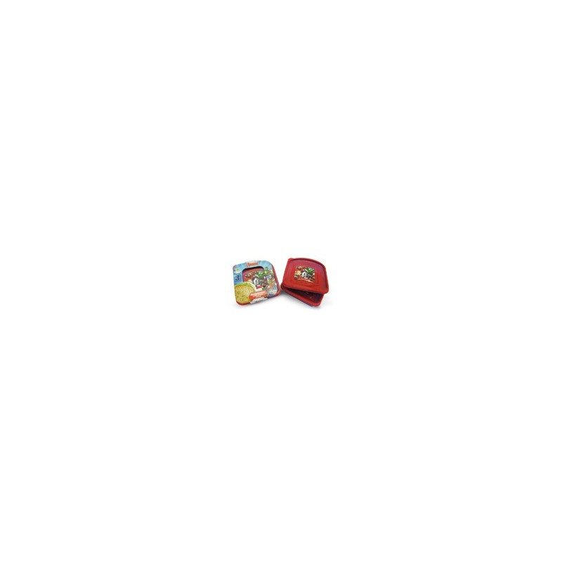 RECIPIENTE SANDWICH AVENGERS 370 ML. MOD. 82133 - Envío Gratuito