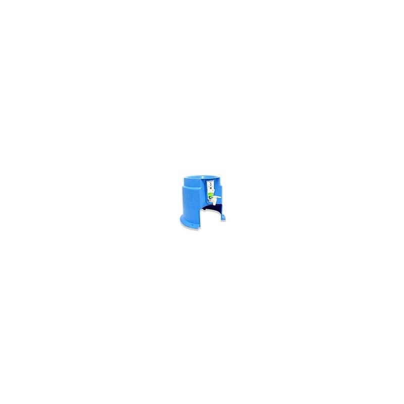 PORTAGARRAFON C/LLAVE AZUL MOD YPGARZ00 (3) - Envío Gratuito