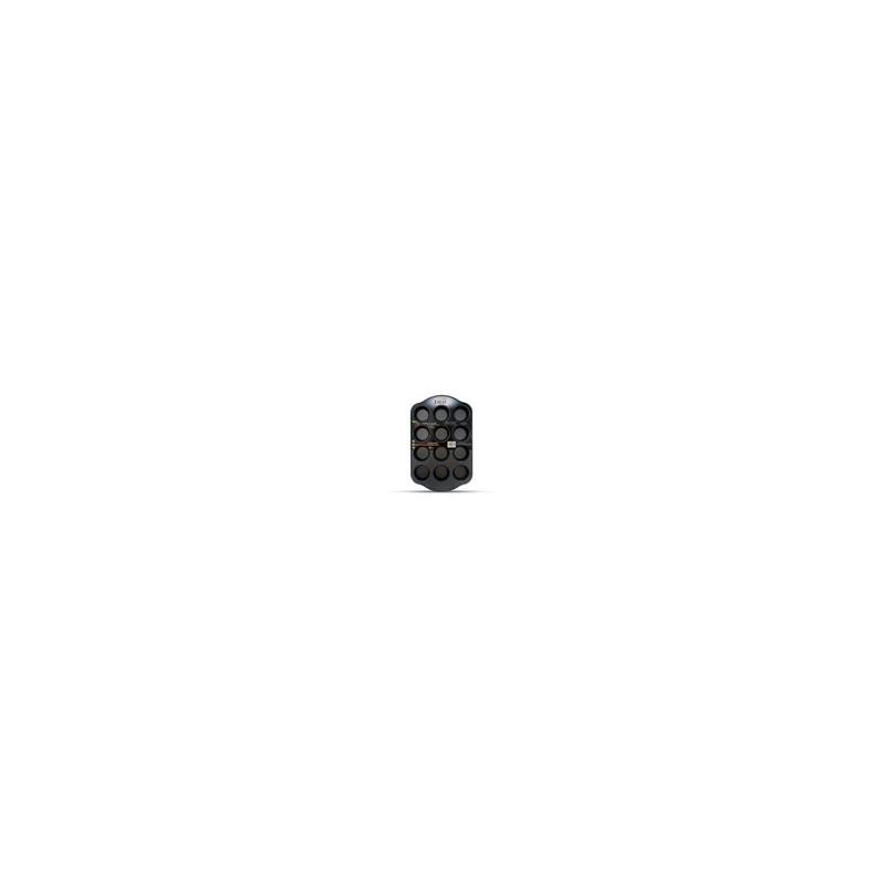 MOLDE 12 MUFFIN C/TEFLON 41.2X26.5X3.2 CMS EKCO - Envío Gratuito