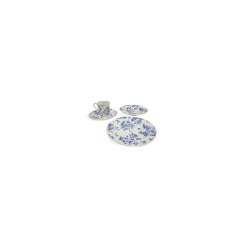 VAJILLA 16 PZAS TOILE BLUE CHELSEA MOD. VC168A040216